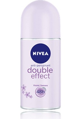 Nivea Double Effect Kadın Roll On 50 Ml