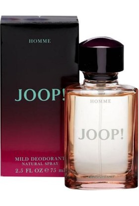 Joop Homme Sprey Deodorant 75 Ml