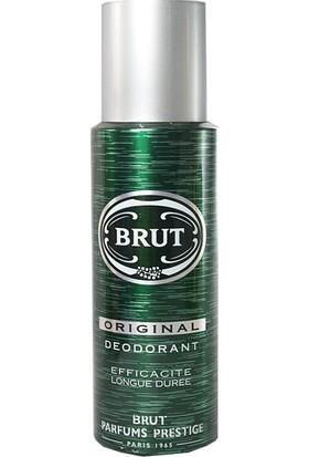 Brut Orginal Erkek Deodorant 200 Ml