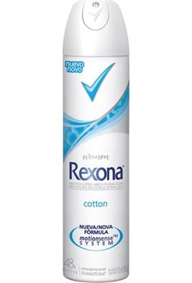 Rexona Cotton Alkolsüz Kadın Deodorant
