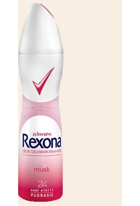 Rexona Musk Kadın Deodorant