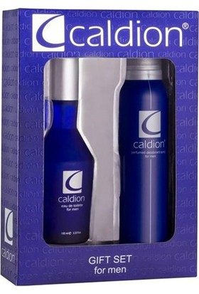 Caldion Erkek Parfüm + Deodorant