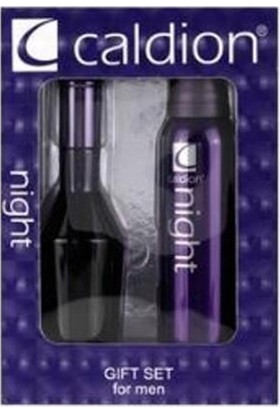 Caldion Night Erkek Parfüm + Deodorant