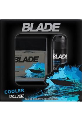 Blade Cooler Erkek Parfüm Set