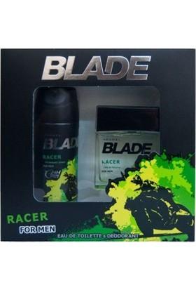 Blade Racer Erkek Parfüm Set