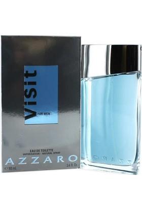 Azzaro Visit Edt Erkek Parfümü 100 Ml