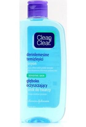 Cleanclear Yüz Temizleme Losyonu