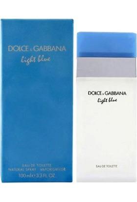 Dolcegabbana Light Blue Edt Kadın Parfümü 100 Ml