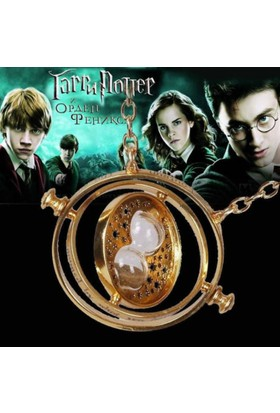 E-Hediyeci Harry Potter Time Turner Kum Saati Kolye 199590