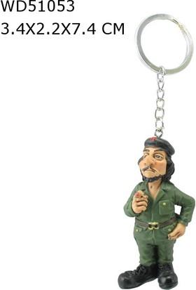 E-Hediyeci Che Figürlü Biblo Heykel Anahtarlık