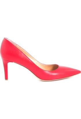 Kemal Tanca Kadın Kırmızı Stiletto