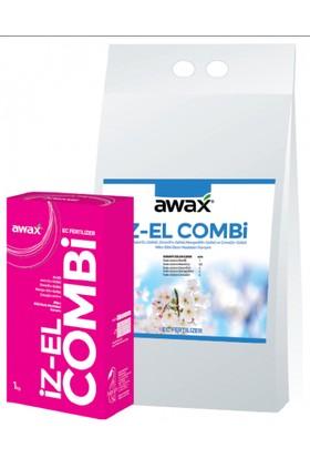 Awax İzel Combi Bitki İz Element Eksikliği Gideren Toz Gübre 1 Kg