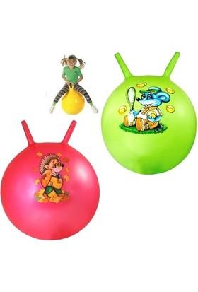 Clifton Çocuk Plates Topu Zıp Zıp Zıplama Topu