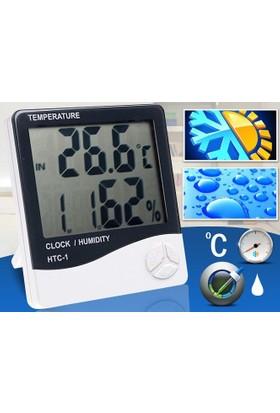 Clifton Dijital Termometre Nem Ölçer Higrometre