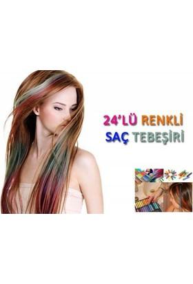 Clifton Magic Hair Saç Tebeşiri 24 Renk