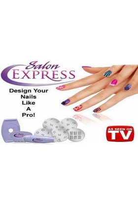 Clifton Salon Express Tırnak Süsleme