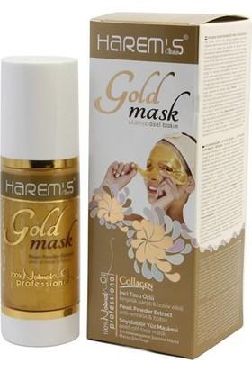 Clifton Harem'S Gold Mask