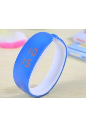 Clifton Kol Saati Yeni Trend Plastik (Mavi)