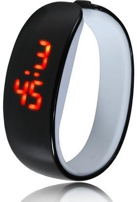 Clifton Kol Saati Yeni Trend Plastik (Siyah)