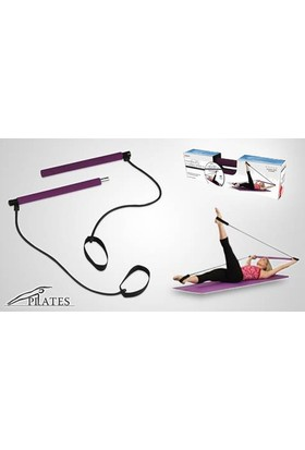 Clifton Plates Spor Aleti Dvd'Li (Pilates Portable)