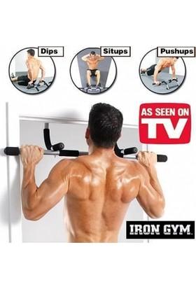 Clifton Iron Gym Çok Foksiyonlu Kapı Barfiksi