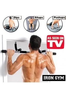 Clifton Iron Gym Şınav Mekik Ve Barfiks Aleti