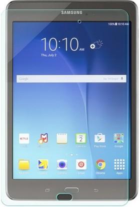 Ebrar Glass Shop Samsung Galaxy Tab A T350 Kırılmaz Cam Ekran Koruyucu - Tempered Ebrar Glass