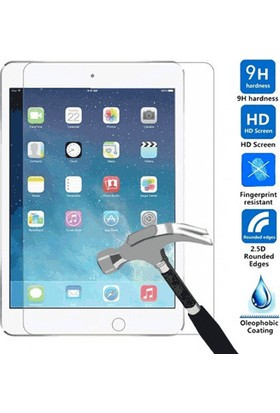 Ebrar Glass Shop Apple iPad mini 4 Tempered Ebrar Glass Tablet Cam Ekran Koruyucu