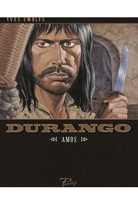 Durango 4 - Amos - Western Çizgi Roman