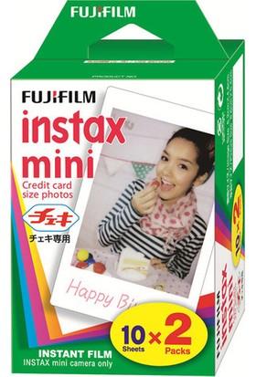 Fujifilm İnstax Mini 20'li Film