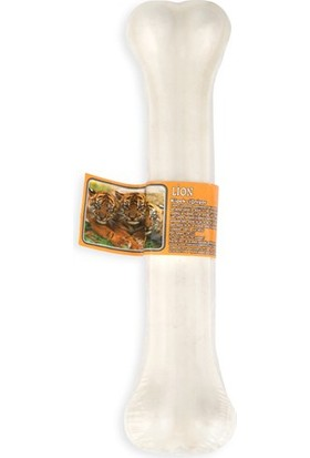 Lion Beyaz Pres Kemik 10''200-230 gr Tekli