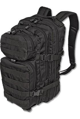 Mil Tec Us Assault Pack Siyah Sırt Çantası 30 Lt