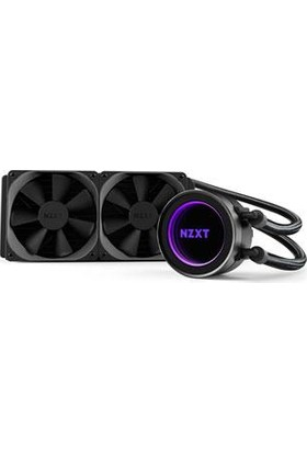 Nzxt Kraken X52 Çift Fanlı Rgb Işıklı Sıvı İşlemci Soğutucusu