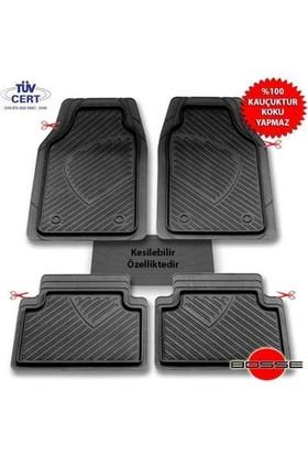 Nettedarikcisi Toyota Rav4 Havuzlu Oto Paspas Kauçuk Siyah