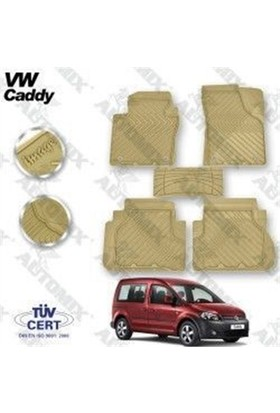 Nettedarikcisi İmg VW Caddy Oto Paspas Bej 2011