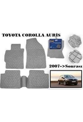 Nettedarikcisi İmg Toyota Corolla Oto Paspas Gri 07-12