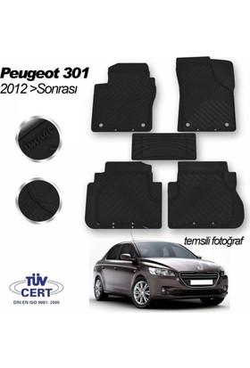 Nettedarikcisi İmg Peugeot 301 Oto Paspas Siyah