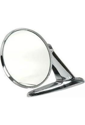 Nettedarikcisi Dış Dikiz Ayna Amerikan Kromajlı Yuvarlak Kt1185