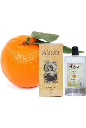 Alescia Orange Portakal Kolonyası 200 Ml