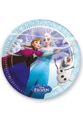 Partimarket Frozen Karlar Ülkesi 8'li Karton Tabak