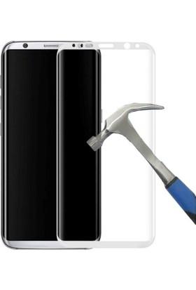 Teleplus Samsung Galaxy S8 Plus TAM Kapatan Cam Ekran Koruyucu