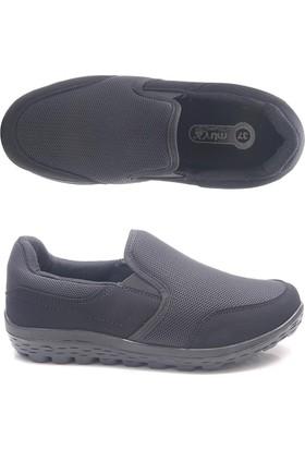 Muya 82674 Siyah Anorak Unisex Spor Ayakkabı