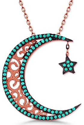 Wontis Ayyıldız Kolye Wnt-2110197