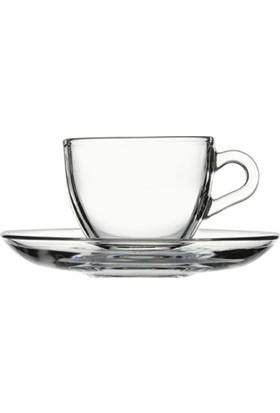 İkram Dünyası Paşabahçe 97984 Espresso Fincan Takımı 6'Lı
