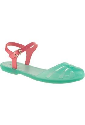 İgor 10144 Mara Mini Yeşil Çocuk Sandalet