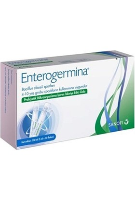 Enterogermina 5 ml x 20 Flakon