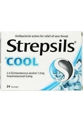 Strepsils Cool 24 Pastil