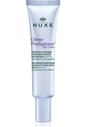 Nuxe Creme Prodigieuse Daily Defense Spf 30 Medium