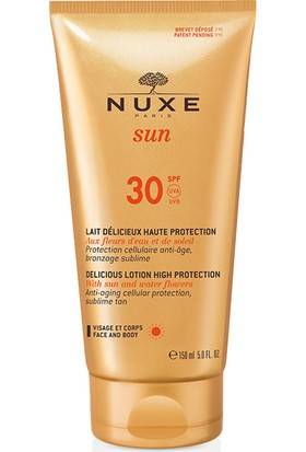 Nuxe Lait Delicieux Spf 30