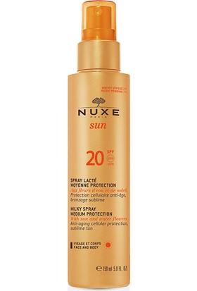 Nuxe Spray Lacte Spf 20